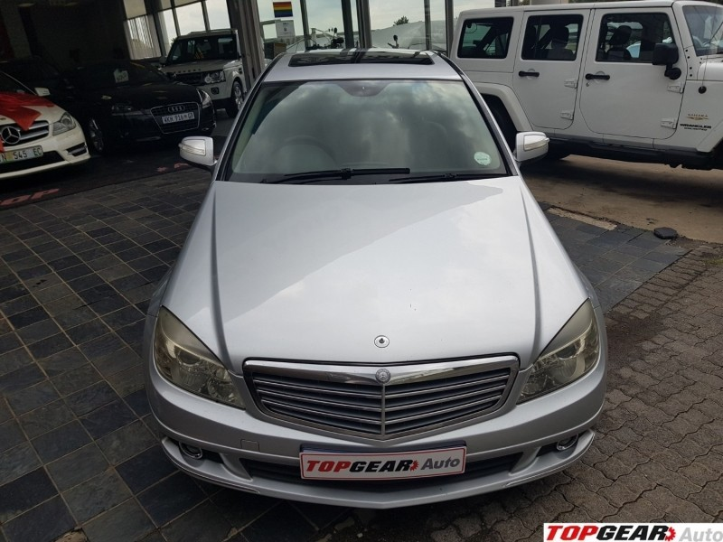 used mercedes benz c class c180k classic a t for sale in gauteng id 3054584. Black Bedroom Furniture Sets. Home Design Ideas