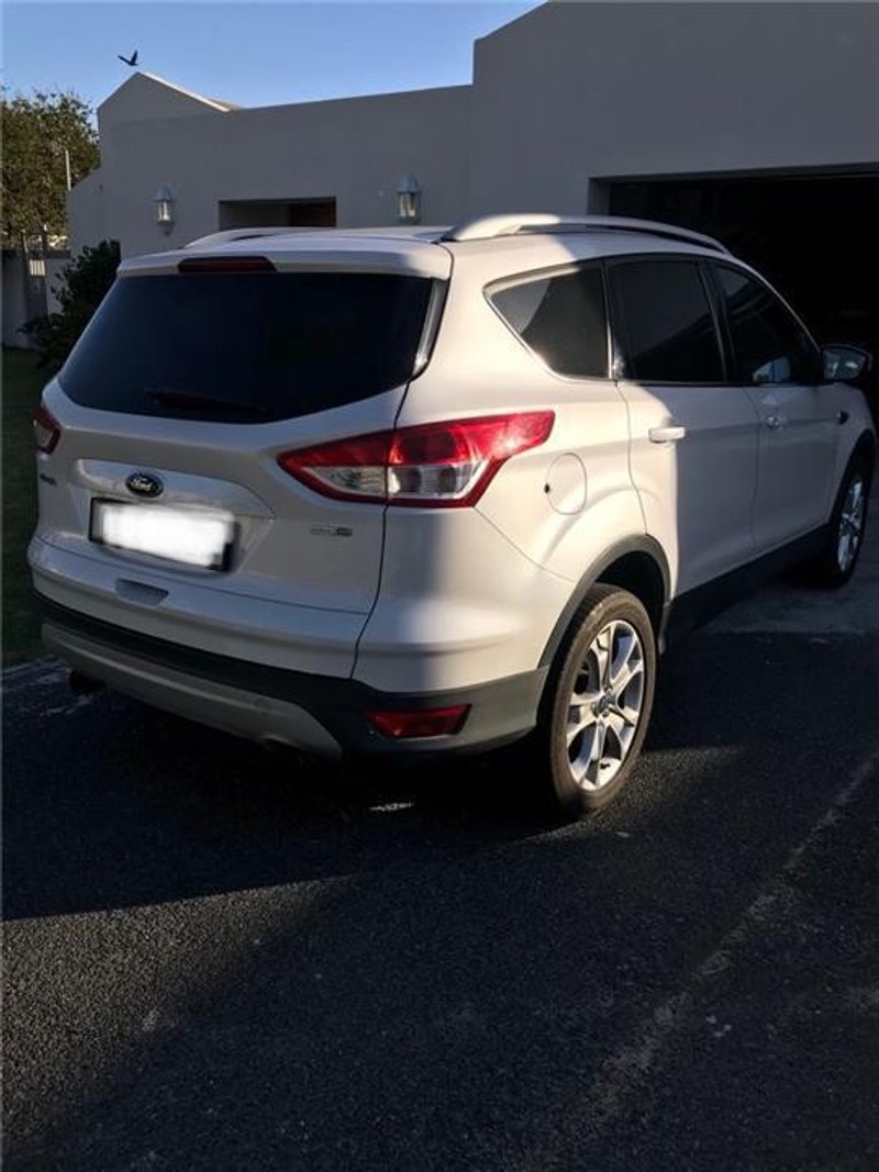 used ford kuga 1 6 ecoboosttrend awd auto for sale in. Black Bedroom Furniture Sets. Home Design Ideas