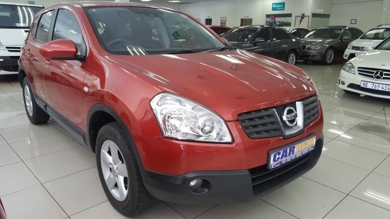 Used Nissan Qashqai 2 0 Acenta For Sale In Kwazulu Natal