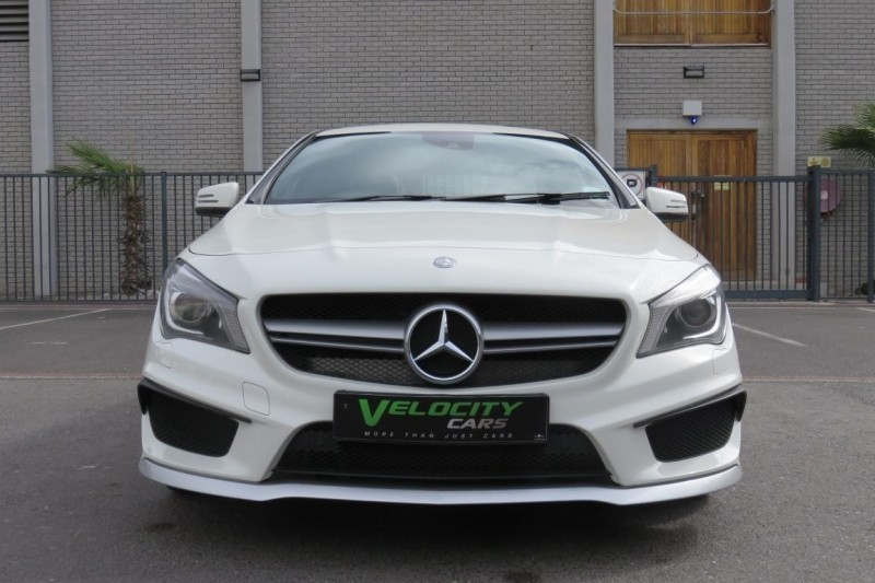 Used mercedes benz cla class cla45 amg for sale in western for 2014 mercedes benz cla class cla45 amg
