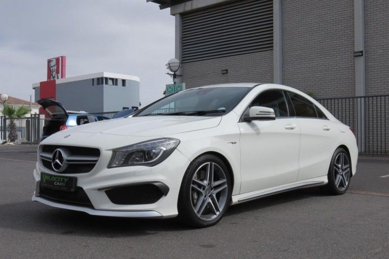 Used mercedes benz cla class cla45 amg for sale in western for Mercedes benz cla45 amg for sale
