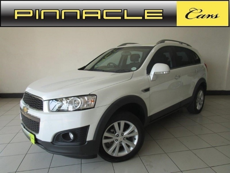 Used Chevrolet Captiva 2 4 Lt Auto For Sale In Gauteng