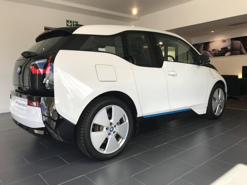used bmw i3 rex 94ah for sale in western cape id 3057408. Black Bedroom Furniture Sets. Home Design Ideas