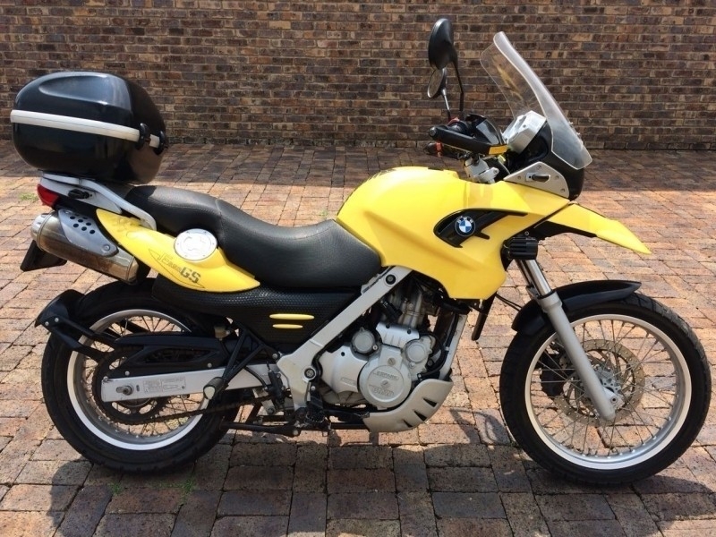 used bmw f 650 gs for sale in gauteng id 3057520. Black Bedroom Furniture Sets. Home Design Ideas