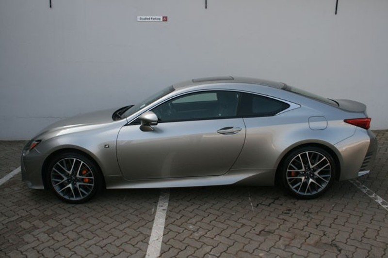 used lexus rc 350 f sport v6 for sale in gauteng id 3058390. Black Bedroom Furniture Sets. Home Design Ideas