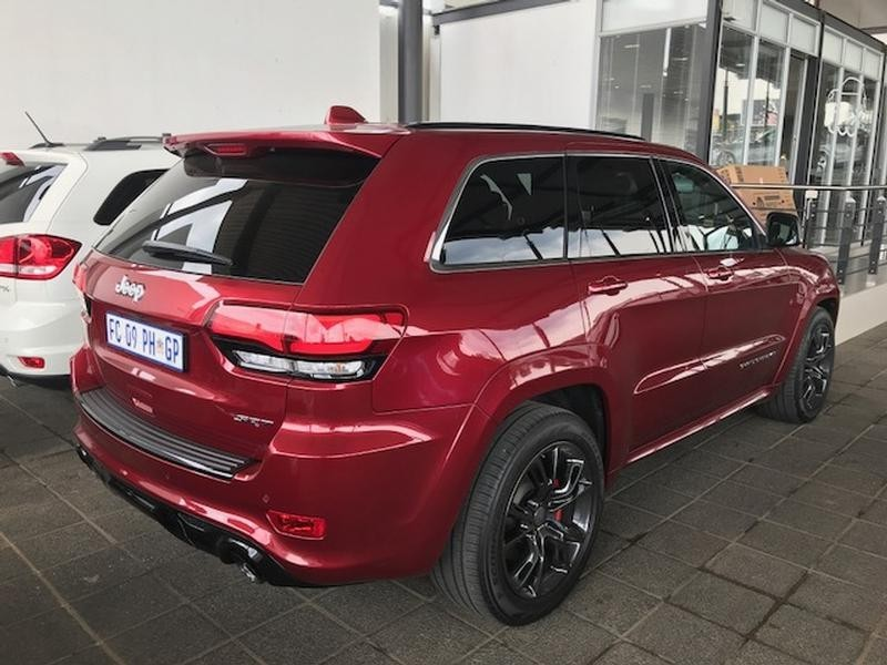 used jeep grand cherokee 6 4 srt for sale in gauteng id 3058476. Black Bedroom Furniture Sets. Home Design Ideas