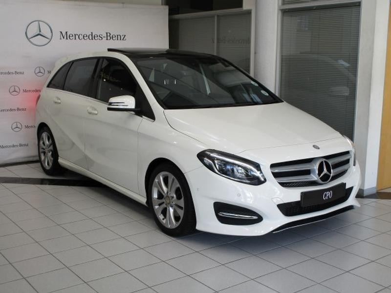 Used Mercedes Benz B Class B 200 Urban Line Auto For Sale