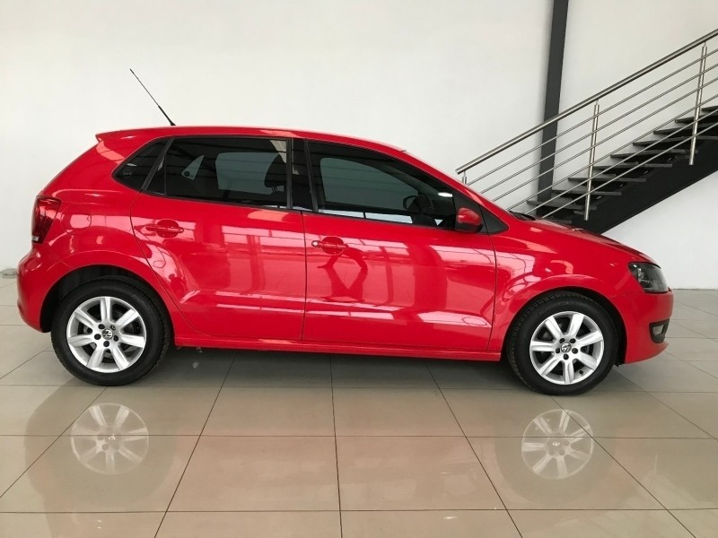 Used Volkswagen Polo 1 6 For Sale In Gauteng Cars Co Za