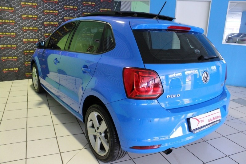 used volkswagen polo 1 2tsi comfortline 66kw 5dr sunroof. Black Bedroom Furniture Sets. Home Design Ideas