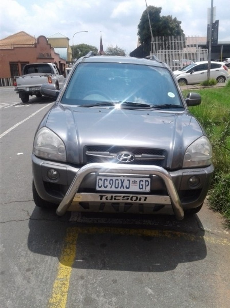 Used Hyundai Tucson 2 0 Gls For Sale In Gauteng