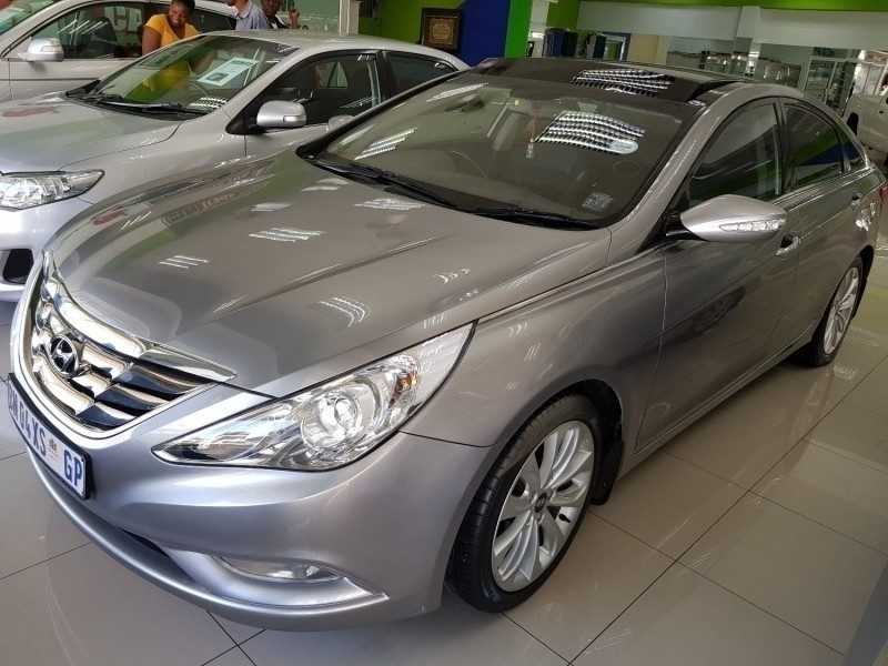 used hyundai sonata 2 4 gls executive a t for sale in gauteng id 3059434. Black Bedroom Furniture Sets. Home Design Ideas