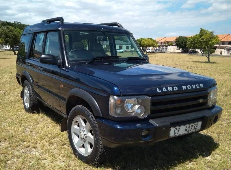 used land rover discovery v8i es a t for sale in western. Black Bedroom Furniture Sets. Home Design Ideas