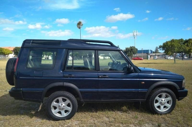 Used Land Rover Discovery V8i Es A T For Sale In Western