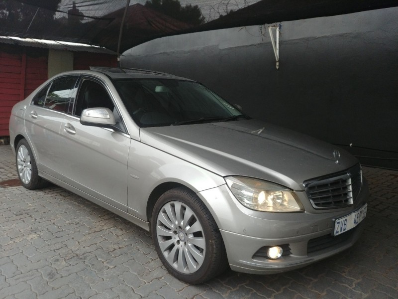 Used mercedes benz c class c320 cdi elegance a t for sale for 2008 mercedes benz c300 tires
