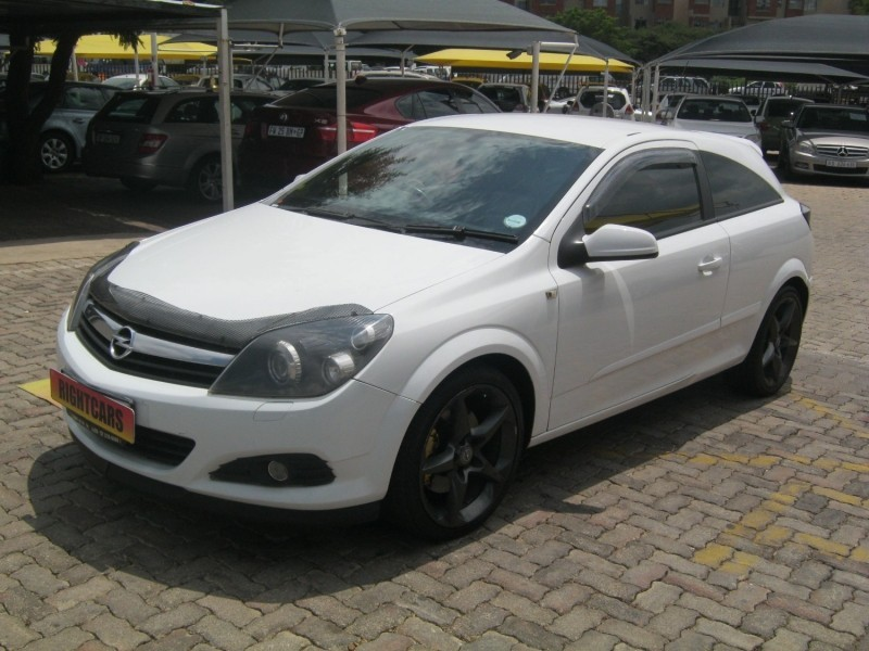 used opel astra gtc enjoy 3dr for sale in gauteng. Black Bedroom Furniture Sets. Home Design Ideas
