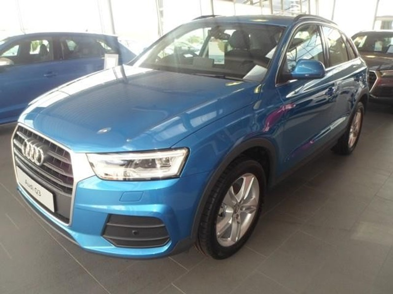 Used Audi Q3 1 4t Fsi Stronic 110kw For Sale In Gauteng