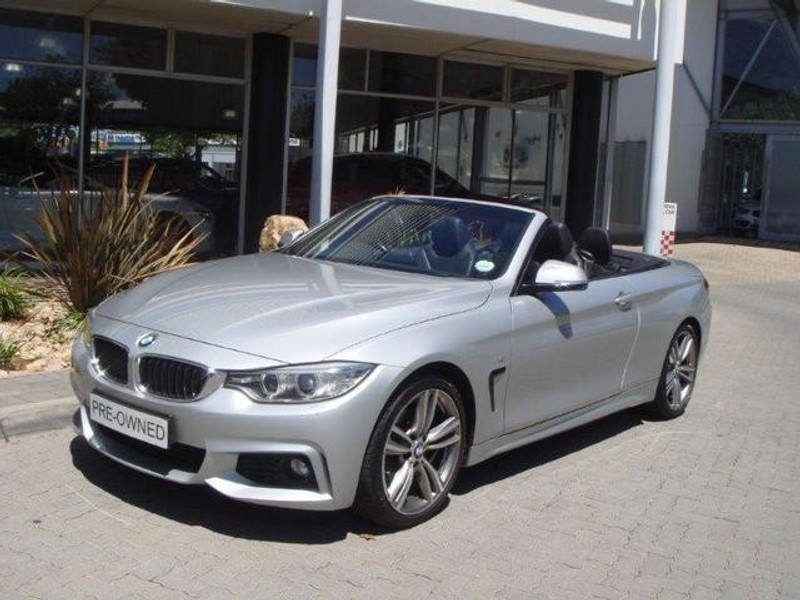 used bmw 4 series 420i convertible m sport auto for sale in gauteng id 3061868. Black Bedroom Furniture Sets. Home Design Ideas