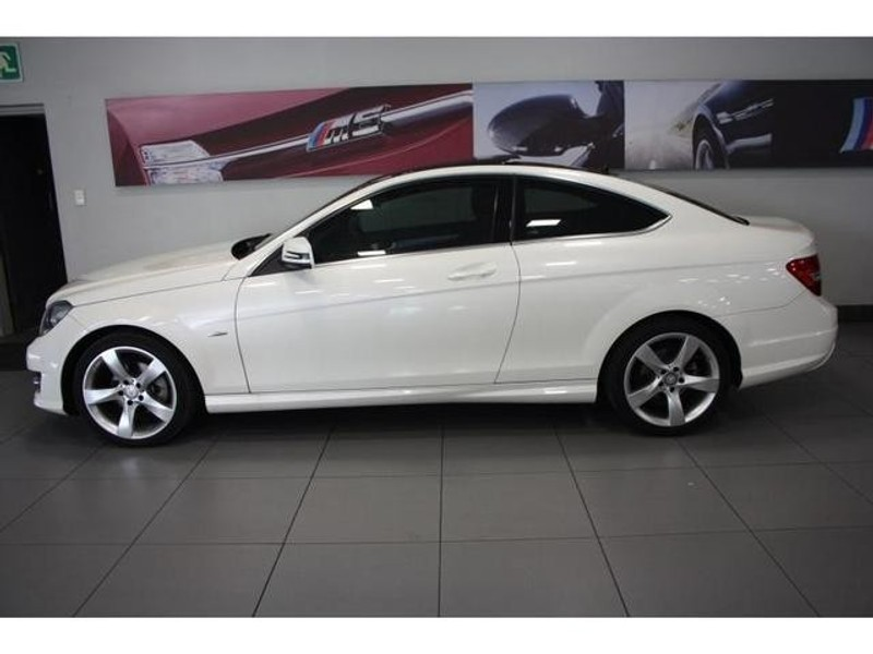 Used Mercedes Benz C Class C180 Be Coupe A T For Sale In