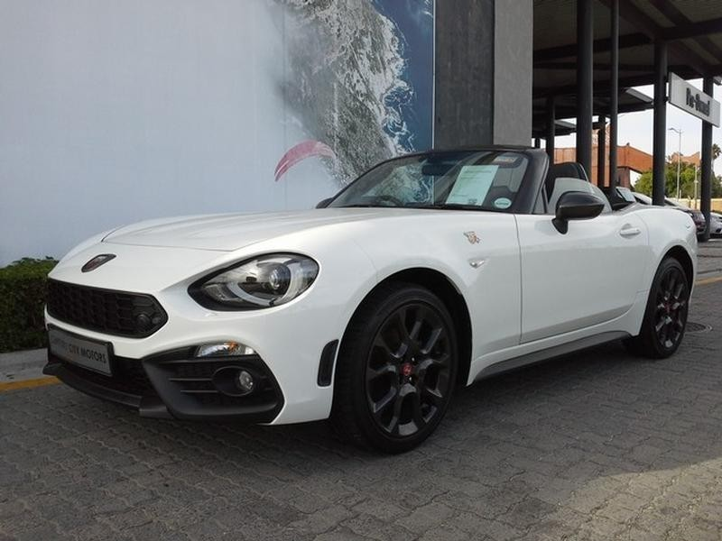 used abarth 124 spider 1 4t spider turismo for sale in western cape id 3062484. Black Bedroom Furniture Sets. Home Design Ideas