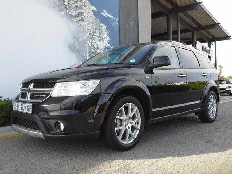 used dodge journey 3 6 v6 r t a t for sale in western cape id 3062490. Black Bedroom Furniture Sets. Home Design Ideas