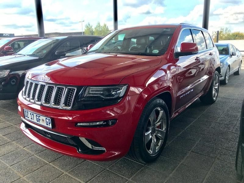 used jeep grand cherokee 6 4 srt for sale in gauteng id 3062528. Black Bedroom Furniture Sets. Home Design Ideas