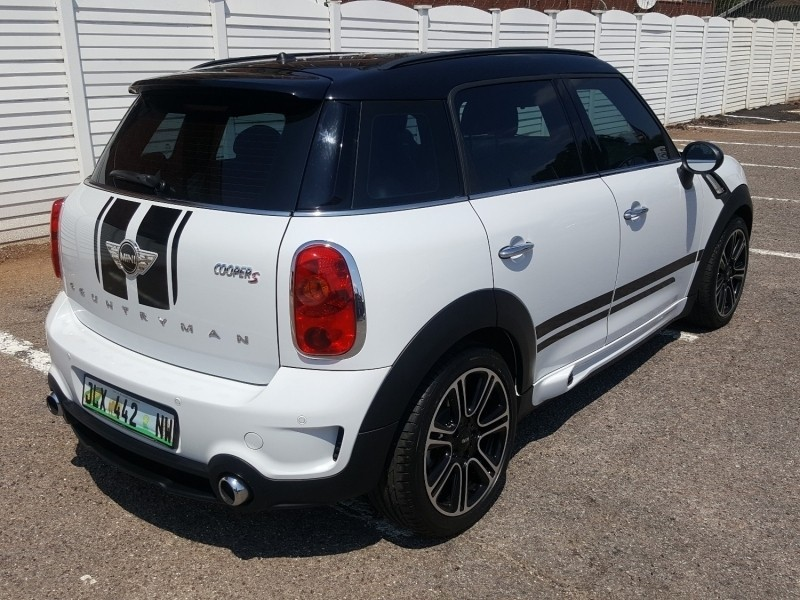 used mini cooper s s countryman a t for sale in gauteng id 3063184. Black Bedroom Furniture Sets. Home Design Ideas