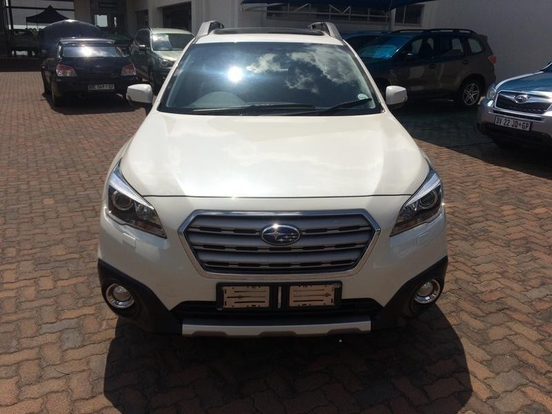used subaru outback 3 6 rs for sale in gauteng id 3063376. Black Bedroom Furniture Sets. Home Design Ideas