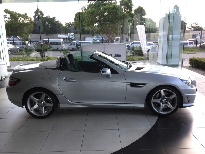 Used Mercedes Benz Slk Class Slk 350 Sport A T For Sale In