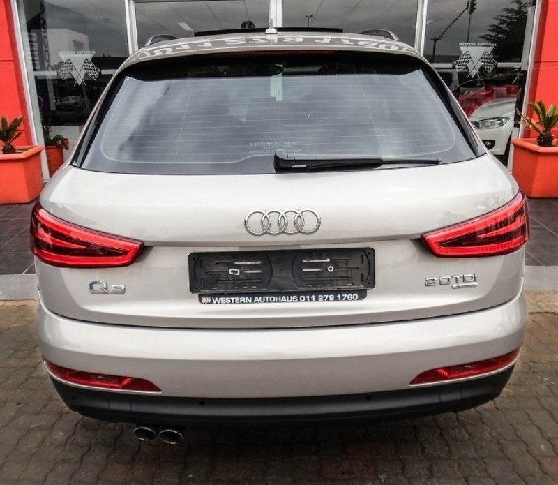 Used Audi Q3 2.0 TDI QUATT Stronic (135KW) For Sale In