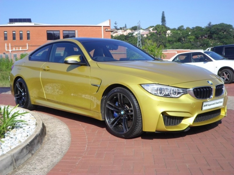 used bmw m4 coupe m dct for sale in kwazulu natal id 3064220. Black Bedroom Furniture Sets. Home Design Ideas