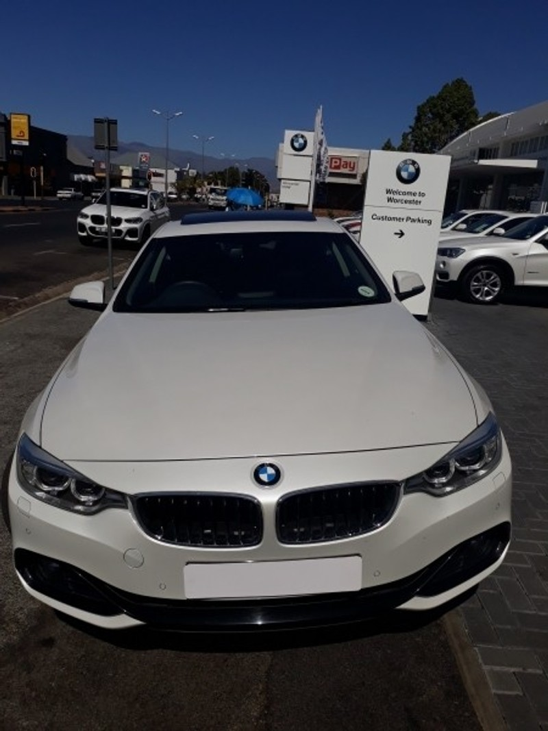 used bmw 4 series coupe for sale in western cape id 3064544. Black Bedroom Furniture Sets. Home Design Ideas