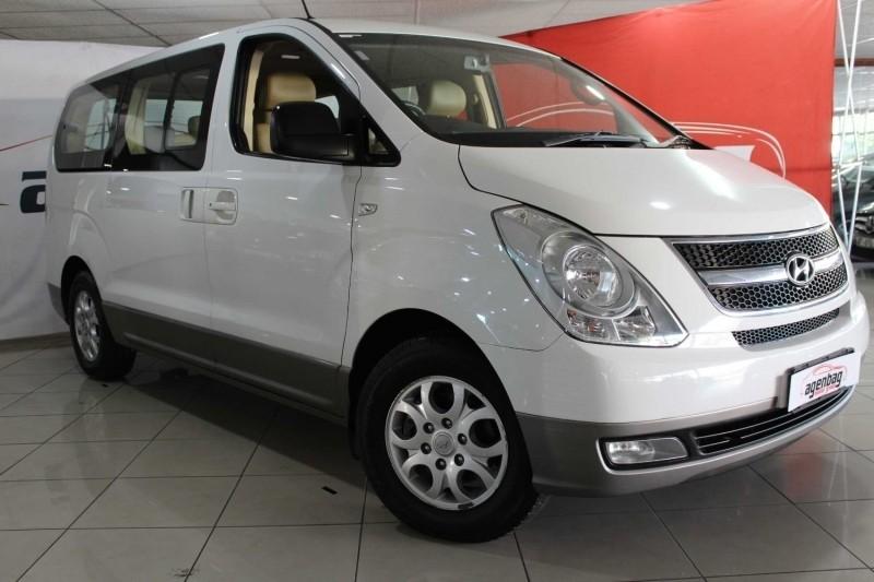 Used Hyundai H1 Gls 2 4 Cvvt Wagon For Sale In North West