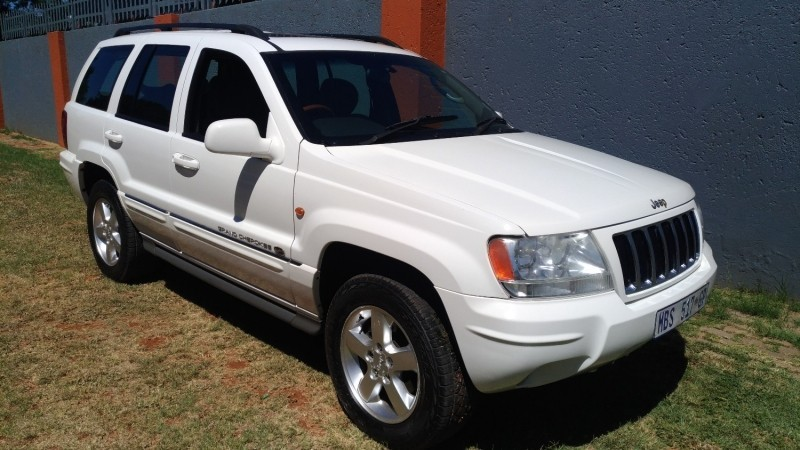 used jeep grand cherokee 2 7 overland for sale in gauteng id 3064690. Black Bedroom Furniture Sets. Home Design Ideas