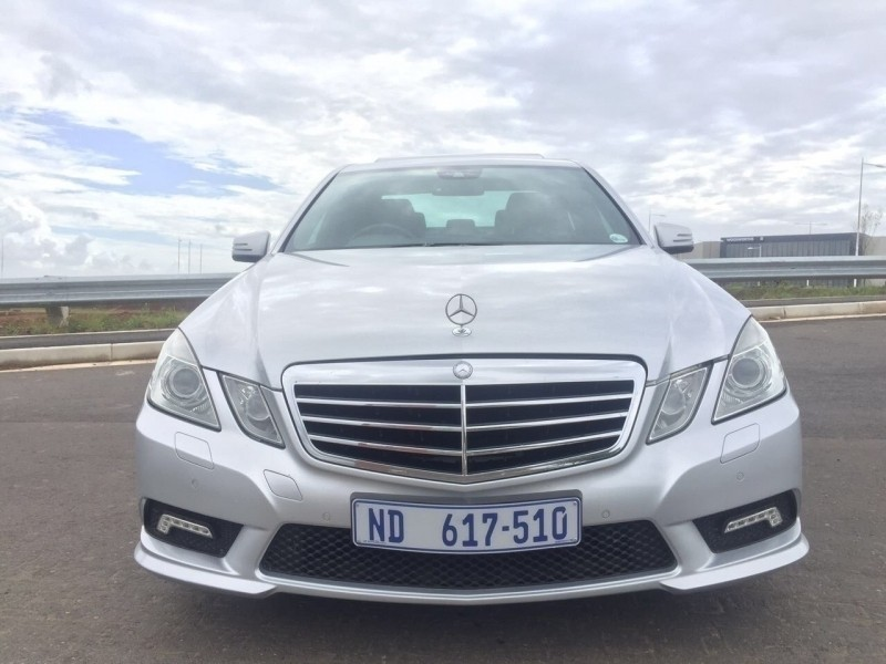 Used Mercedes Benz E Class E300 Amg Sunroof Xenons Pdc