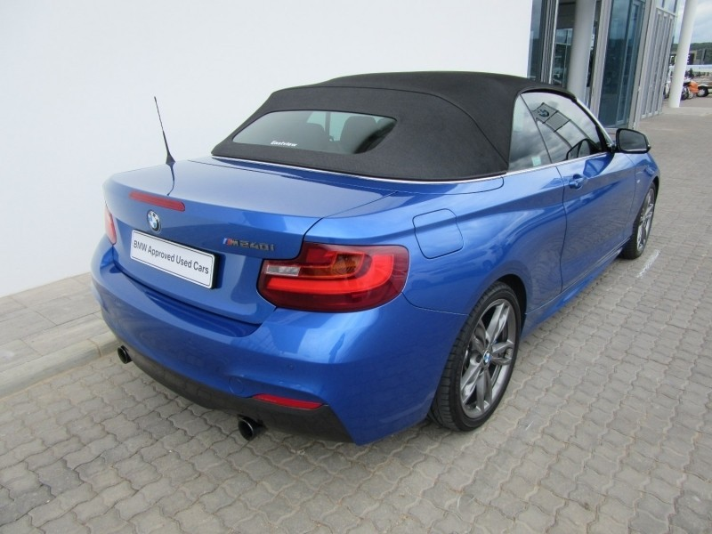 used bmw m2 m240 convertible auto for sale in mpumalanga id 3064782. Black Bedroom Furniture Sets. Home Design Ideas