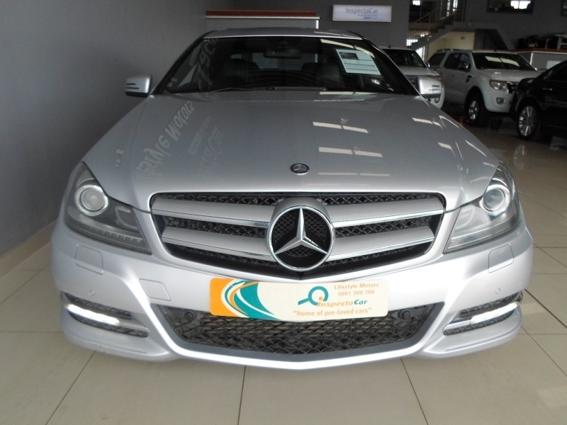 used mercedes benz c class c250 cgi be coupe a t for sale in gauteng id 3065596. Black Bedroom Furniture Sets. Home Design Ideas