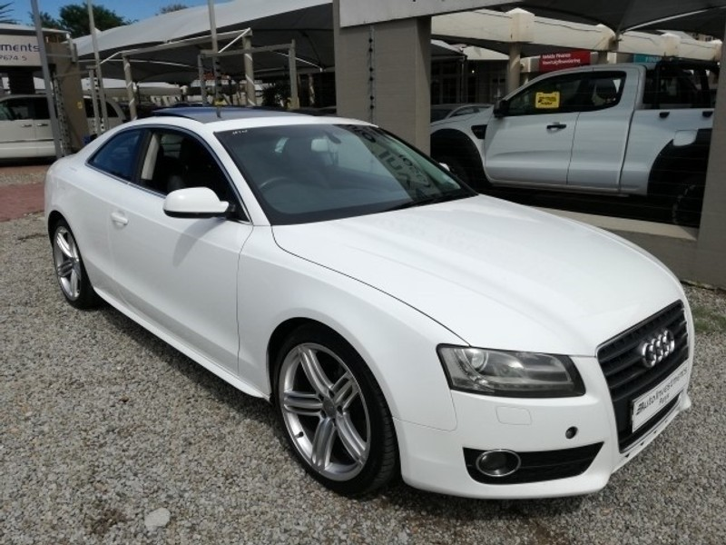 Used audi a5 fsi for sale in gauteng id 3065734 - White audi a5 coupe for sale ...