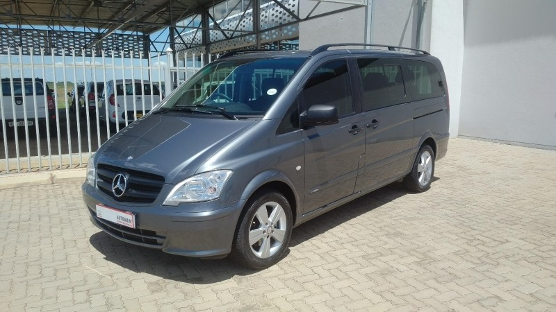 used mercedes benz vito 122 cdi shuttle for sale in gauteng id 3066468. Black Bedroom Furniture Sets. Home Design Ideas