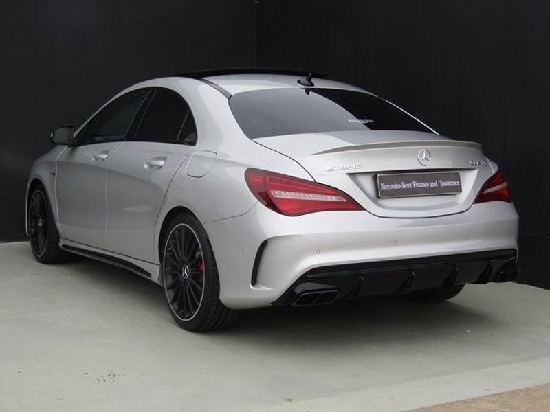 used mercedes benz cla class 45 amg for sale in kwazulu natal id 3066638. Black Bedroom Furniture Sets. Home Design Ideas