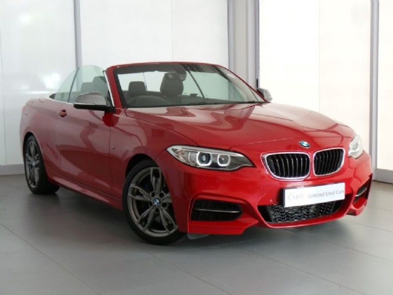 used bmw m2 m235 convertible f23 for sale in western cape id 3067968. Black Bedroom Furniture Sets. Home Design Ideas