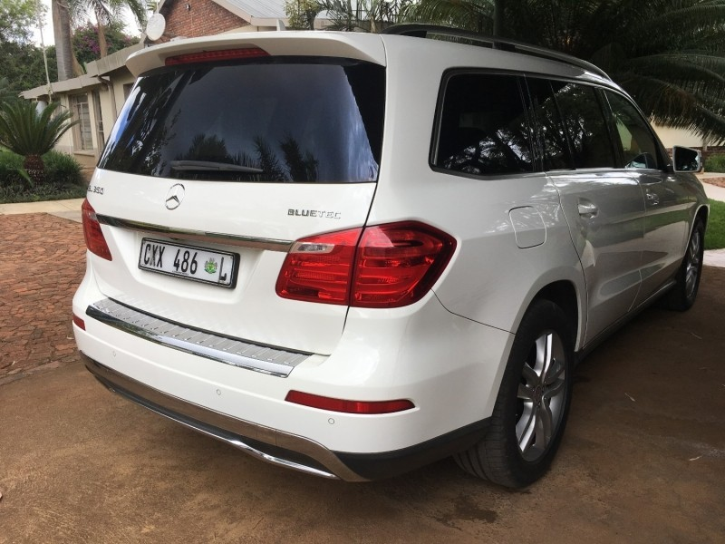 Used mercedes benz gl class gl350 bluetec for sale in for Mercedes benz gl350 for sale