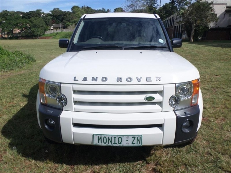 used land rover discovery 3 td v6 se a t for sale in kwazulu natal id 3068404. Black Bedroom Furniture Sets. Home Design Ideas