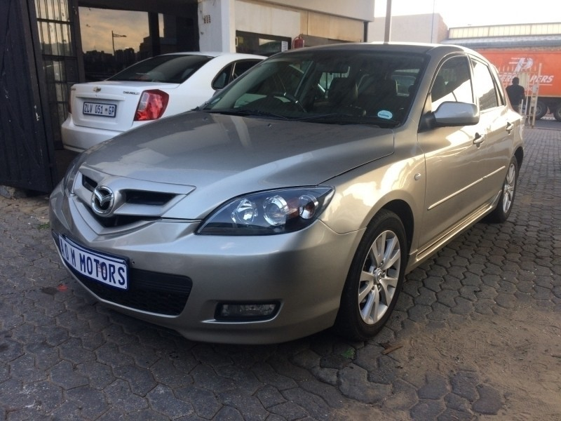 used mazda 3 1 6 dynamic for sale in gauteng id 3068408. Black Bedroom Furniture Sets. Home Design Ideas