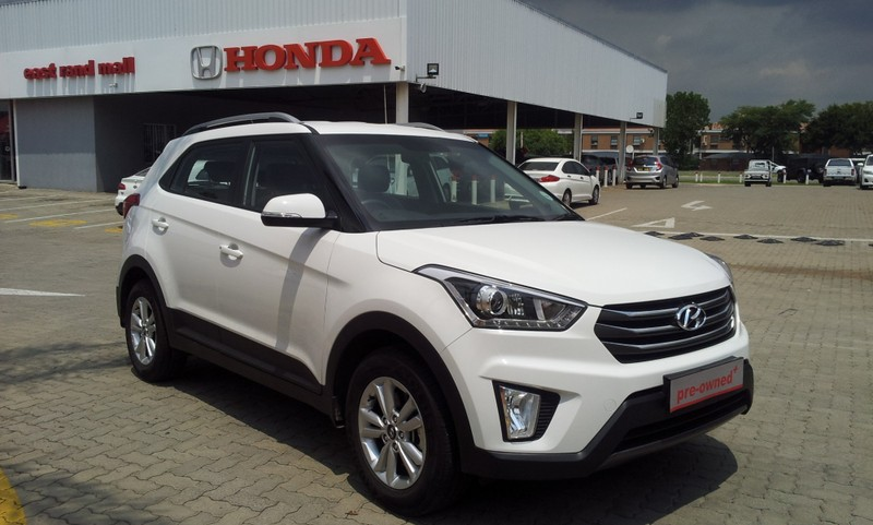 Used Hyundai Creta 1 6 Executive Auto For Sale In Gauteng