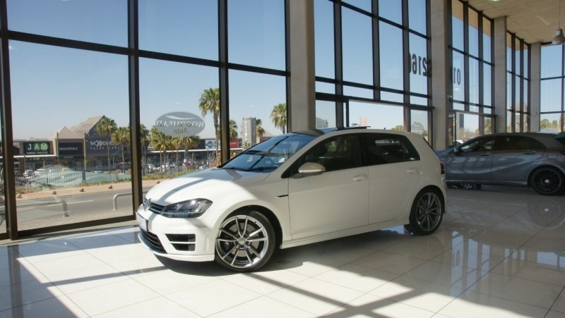 used volkswagen golf gti 7 r dsg 4motion for sale in gauteng id 3069432. Black Bedroom Furniture Sets. Home Design Ideas