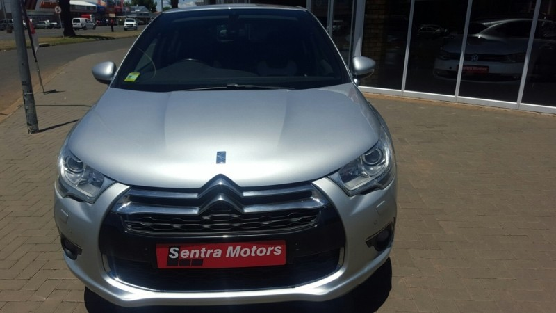 used citroen ds4 1 6 thp 200 sport 5dr for sale in kwazulu natal id 3069594. Black Bedroom Furniture Sets. Home Design Ideas