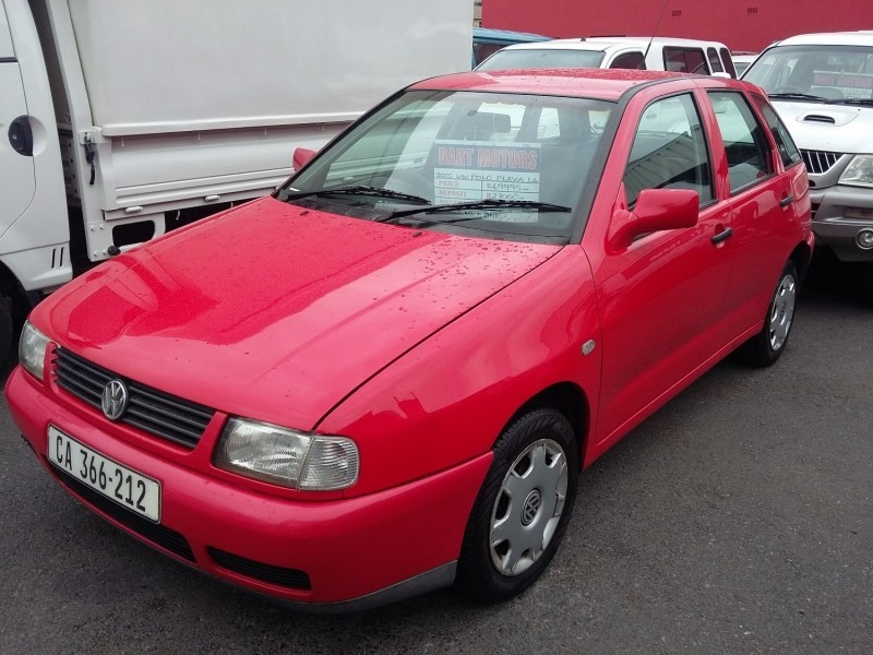 used volkswagen polo 1 4 for sale in western cape id 3069646. Black Bedroom Furniture Sets. Home Design Ideas