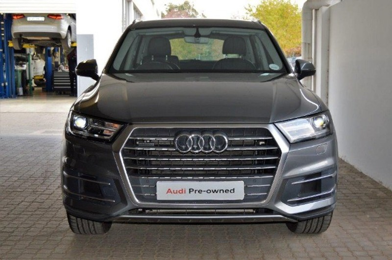 used audi q7 3 0 tdi v6 quattro tip for sale in gauteng id 3069668. Black Bedroom Furniture Sets. Home Design Ideas