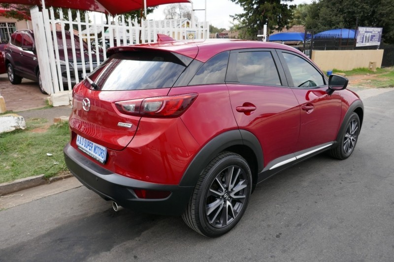 used mazda cx 3 2 0 active auto for sale in gauteng id 3071002. Black Bedroom Furniture Sets. Home Design Ideas