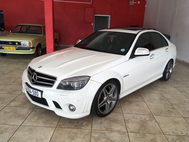 Used mercedes benz c class c63 amg for sale in western for Used mercedes benz c300 for sale